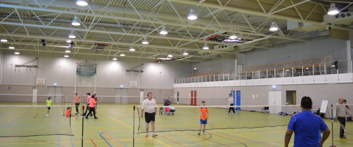 Badmintoninstuif