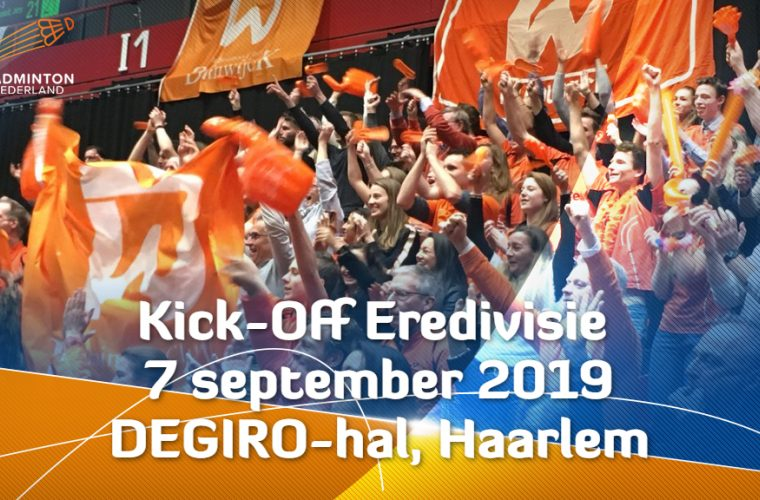 Kick-off Eredivisie