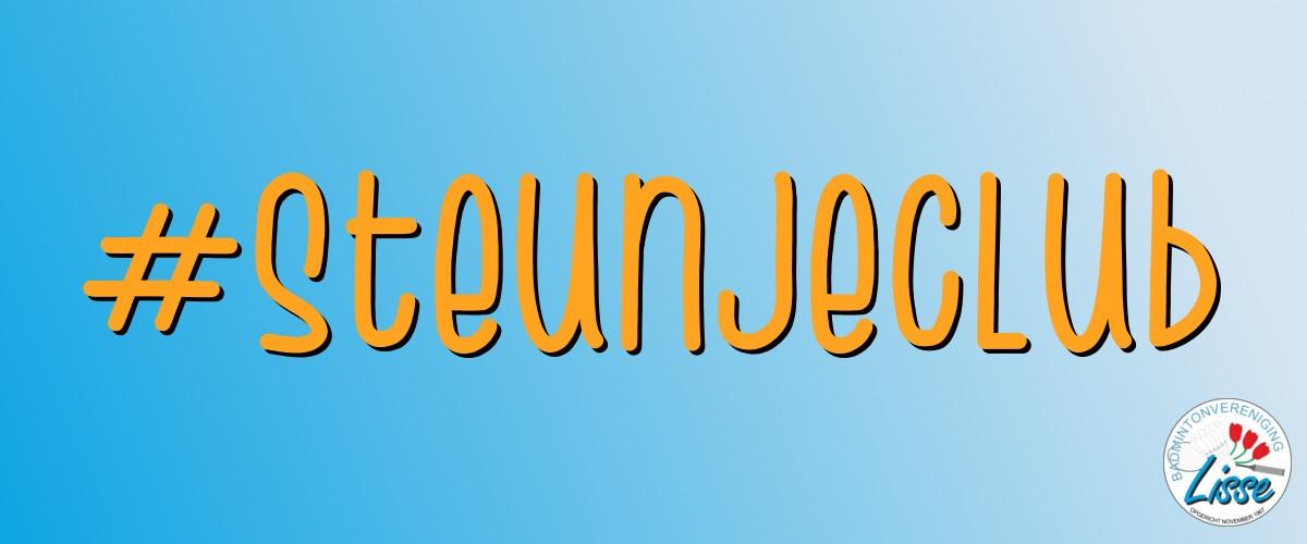 #SteunJeClub