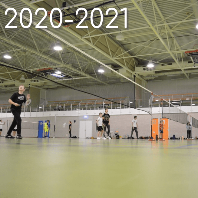 Jeugdcompetitie 2020-2021