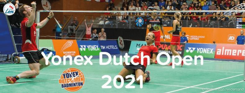 Yonex Dutch Open 2021