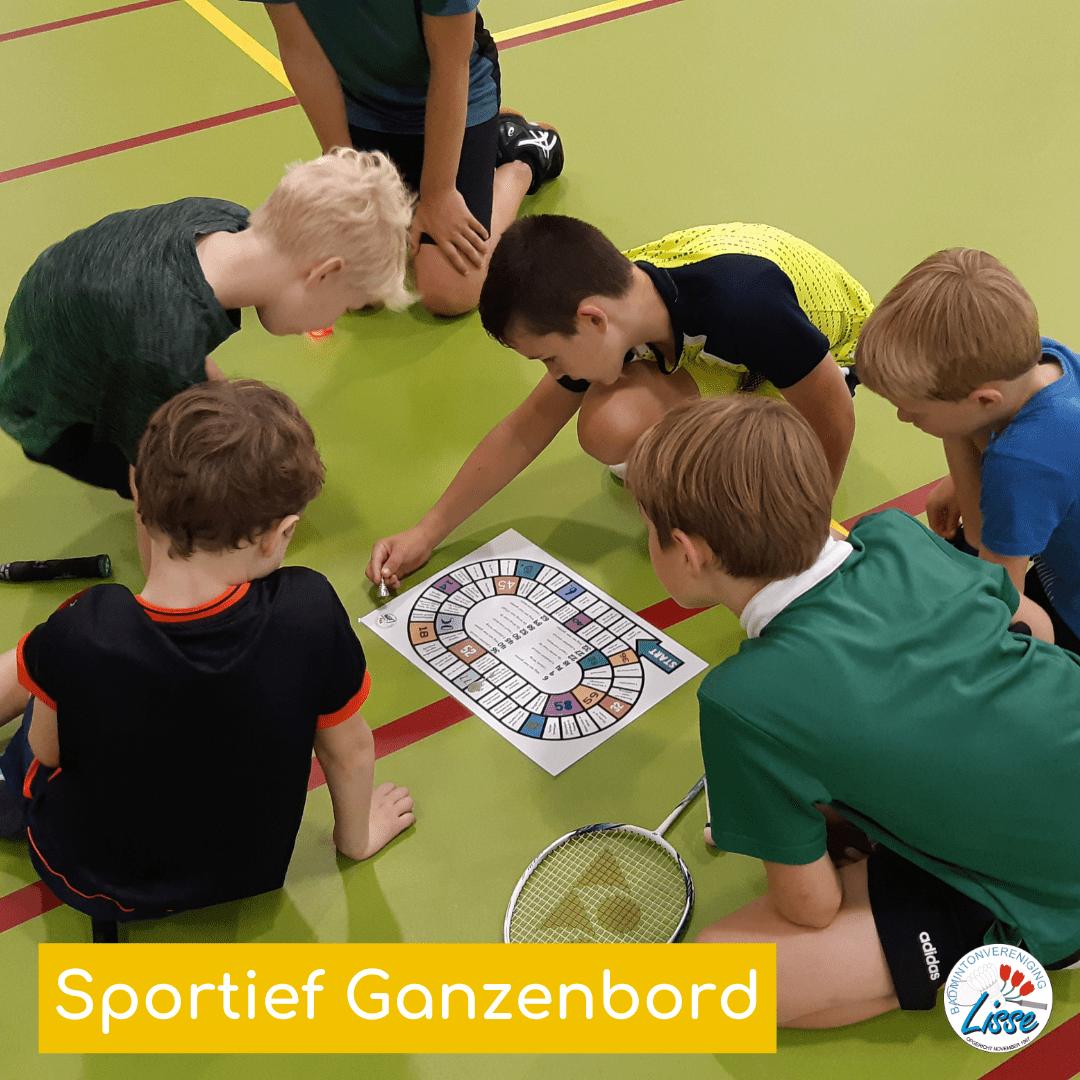 Sportief Ganzenbord
